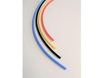 PU pneumatic hose/tubes, 25mm bend radius, 12 bar operating pressure