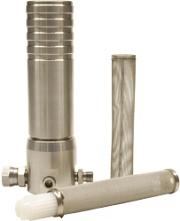 K570 HD-Filter aus Edelstahl, max. Druck: 500 bar (psi 7250)