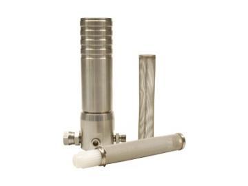 K570 Stainless steel inline fluid filter, max. Pressure: 500 bar (psi 7250)