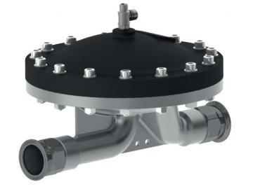 Standard Spülbare Pulsationsdämpfer (Druckausgleichskammer)