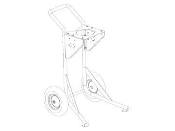 Cart for MX35/60 and MX30/70