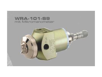 WRA-101-S9 series with micromanometer