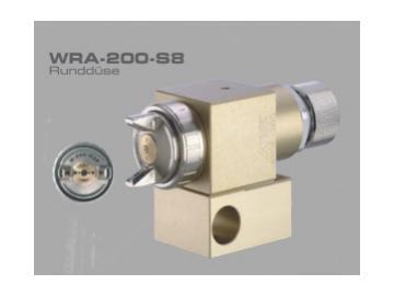 WRA-200-S8 - ROUND NOZZLE