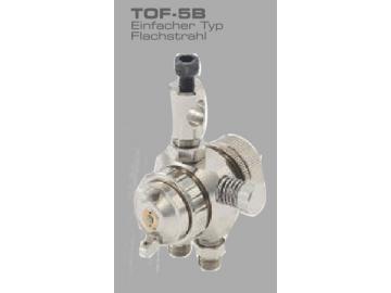 TOF-5B - Einfacher Typ Flachstrahl