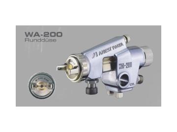 WA-200 ZP - FÜR ABRASIVE MATERIALIEN (GLASUREN)