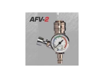 AFV-2 PRESSURE REGULATOR WITH QUICK COUPLING
