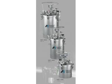 PET-N series (max.7.0 bar), material pressure vessel