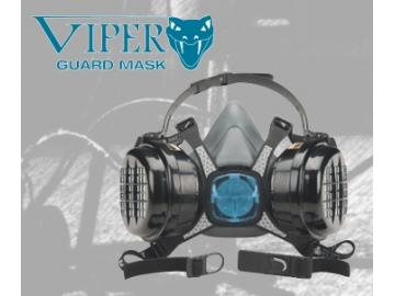 VIPER GUARD MASK with A2P3R filter