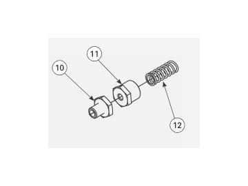Feder Farbnadel Schaft für Vector R90/R70