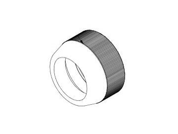 Retaining Ring for Air Cap (Vector R70/R90)