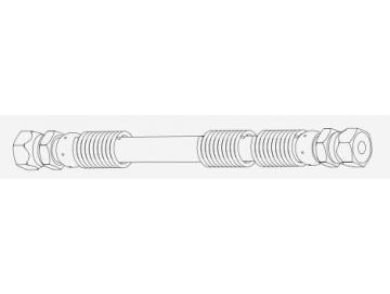 Fluid hose 3/16 ID for AA90