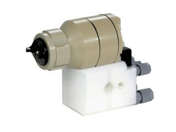 Estaquick, elektrostatische Automatik-Pistole