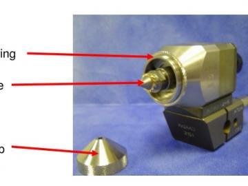 Luftkappe für Düsen AV-2150-.. (AGMD-514/515)
