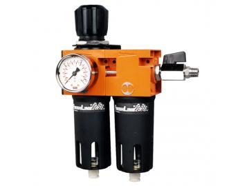 Filterregler mit Wasserabscheider