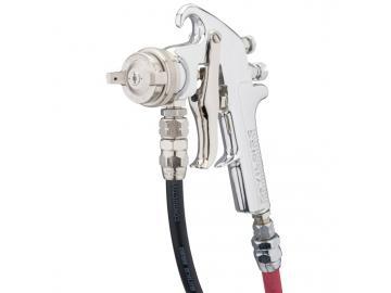 JGA Keramik Kessel-Spritzpistole, ohne Luftregulierventil