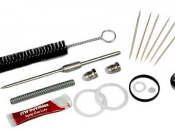 Service Kit mit Düse und Nadel für JGA/JGV/GFG