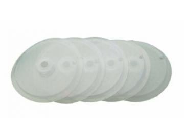 DIAPHRAGM (5 pieces) for Suction cup KR-566-1-B