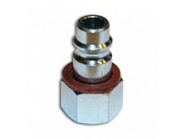 Quick change plug nipple 1/4 IG