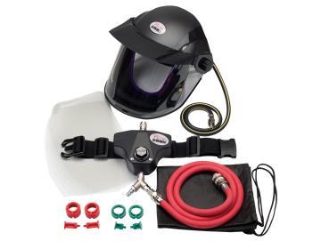 Pro Visor Atemschutzgerät mit Luftzufuhr