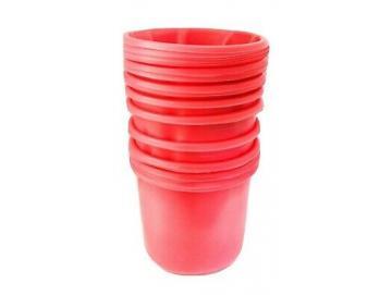 Polyethylen-Einsatz für 10l Druckgefäß-Behälter