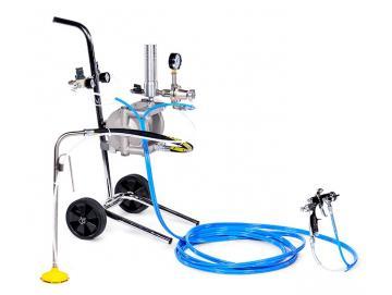 2400 Pneumatic double diaphragm pump