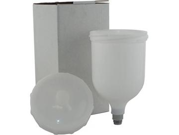 Plastic cup for SLG-600