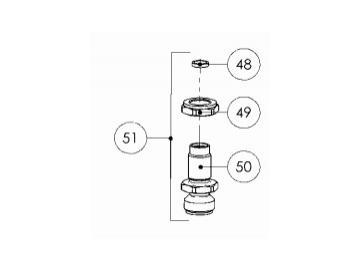 Flüssigkeitseinlass Kit für PRO Light E