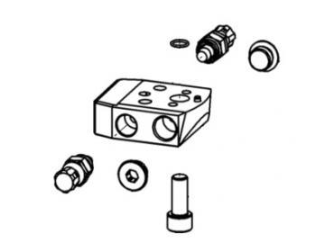 MANIFOLD ASSY KIT for AG362/AG362P