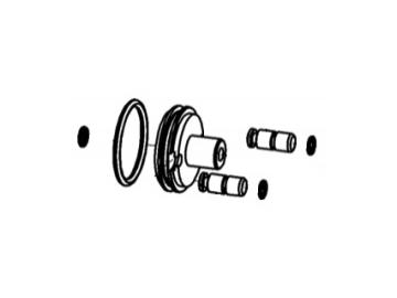 PISTON AND GASKET SET for AG362/AG362P