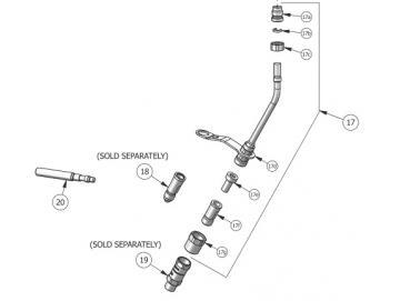 COMPACT Luftventil TOOL für AA1600 und AA4400
