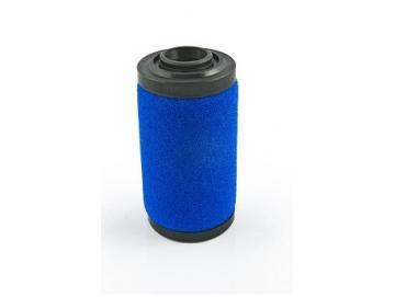 Replacement filter element for water separator (FLRC + FLRCAC)