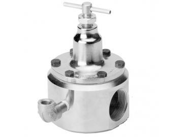 Back Pressure Fluid Valves - Stainless Steel