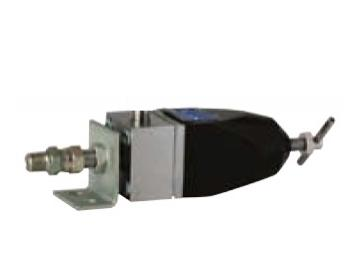 Hochdruck-Inline-Materialdruckregler