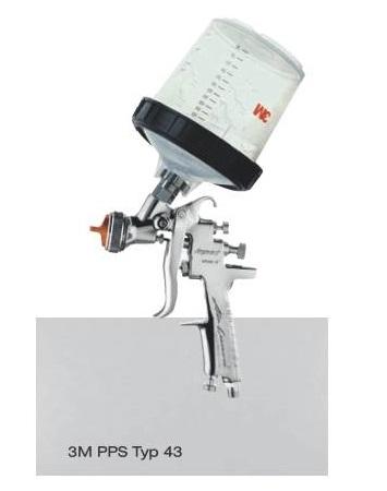 AZ3 HTE-S IMPACT, Fließbecherpistole