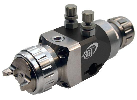 AG-361 Automatikpistole mit Ferngesteuerter Materialmengendosierung und Remote-Anschluss