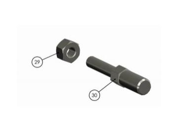 Mother mounting rail for Cobra 1&2