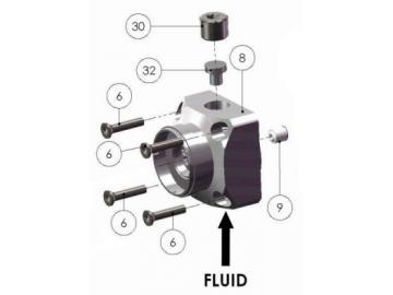 Plug (No recirculation) for Cobra 1
