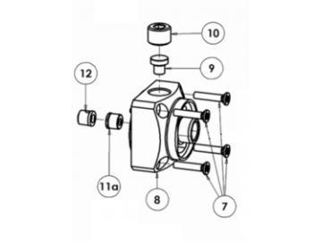Plug ¼ BSP for AG361