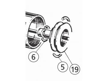 O-RING für Binks 460