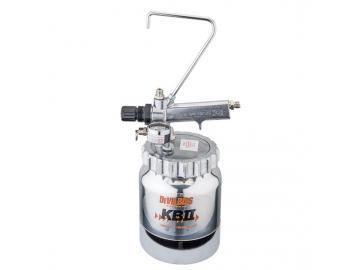 Pressure vessel/remote pressure cup 2L, stainless steel