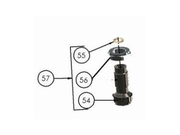 Flüssigkeitseinlass Kit für JGA Pro, GTI Pro, GTI Pro Lite
