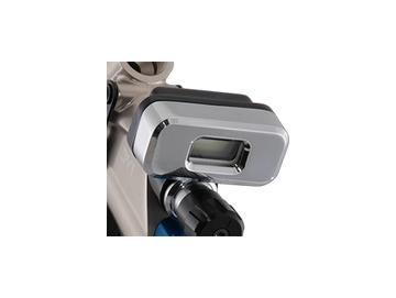 Digital-Manometer für Strahlregulierventil für DV1