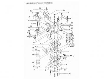 Adapterplatte