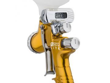 DGi PRO manometer - retrofitting for GTi Pro LITE and GTI PRO Spray guns