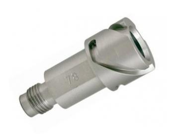 Exchangeable cup adapter for Iwata Supernova