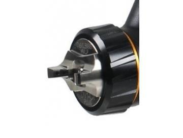 DV1 C1 + HVLP air cap and retaining ring