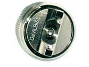Air cap with retaining ring (Trans Tech) for PRi