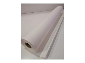 Spritzschutzpapier, schwer entflammbares Kraftpapier