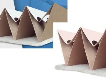 ANDREAE - folding carton filter High Efficiency