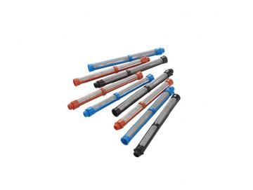 Airless Einsteckfilter für Graco Contractor II und Contractor FTx II Spritzpistolen